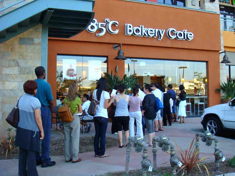 Starbucks' global strategy